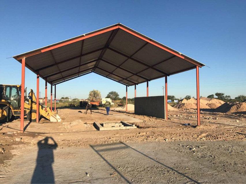 máquina del bloque del 纳米比亚 QTY6-15 en Namibia (13)