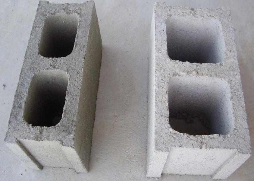 ahuecar el bloque