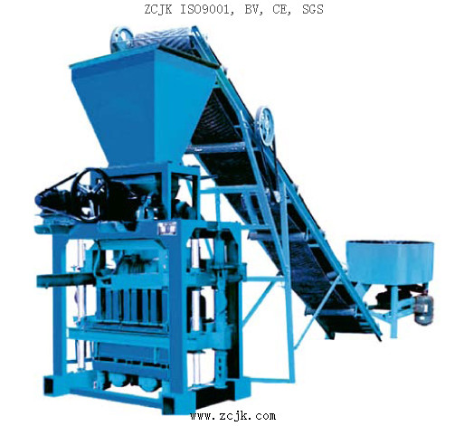 Máquina del ladrillo de ZCJK4-40A (1)