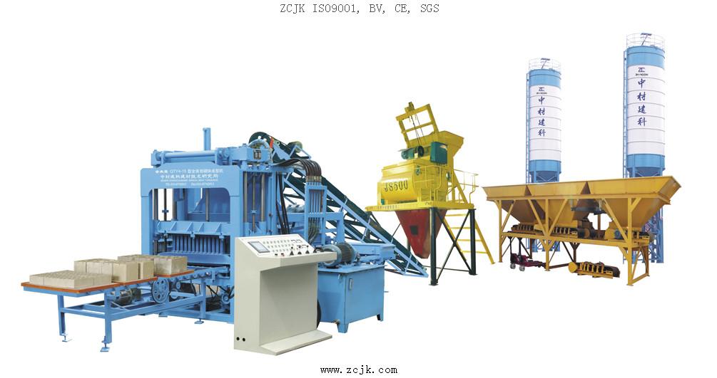 Máquina del ladrillo ZCJK4-15 (27)