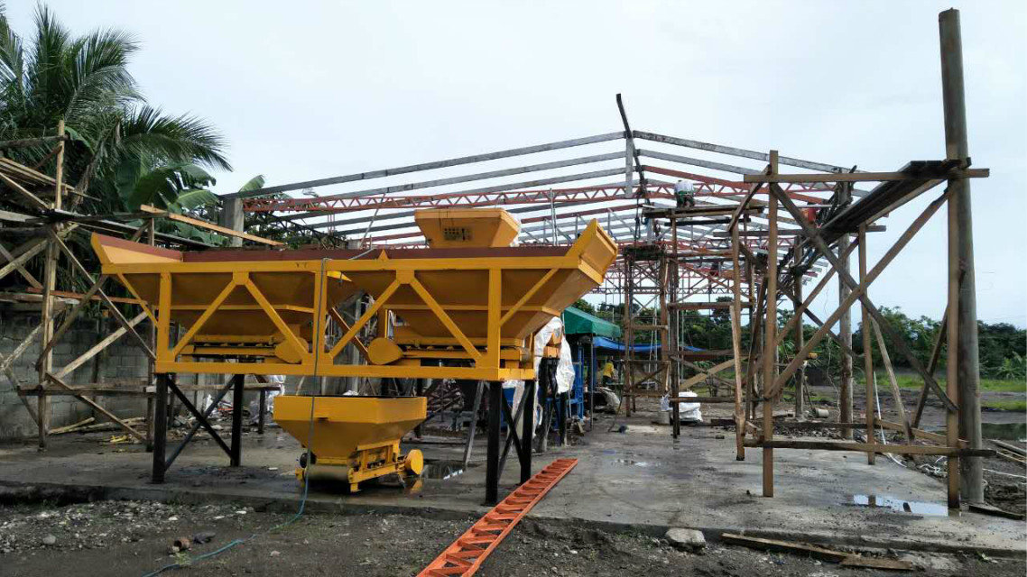 QTY4-15 block machine in Philippines (16)